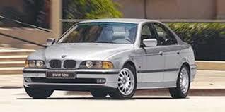 bmw 5 series mileage used 1999 bmw 5 series sedan 4d 540i mileage options nadaguides