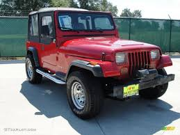 aqua jeep wrangler 1995 poppy red jeep wrangler s 4x4 36480158 gtcarlot com car