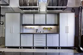 Garage Storage Cabinets Garage Cabinets White Acvap Homes Multifunctional Storage