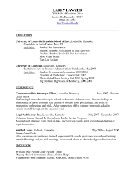 Sample Resume For Lawyers by Resume Sample For Doctors How To Make Professional Resume Choose