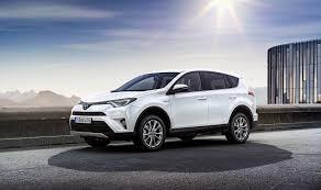limited toyota 2016 toyota rav4 hybrid one limited edition marks european debut