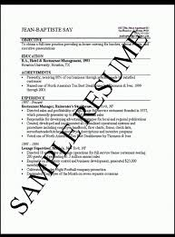 How To Create Job Resume by How To Make A Good Resume Jobsamerica Info