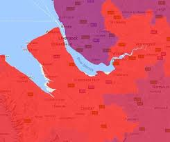 aussie map chester on alert for aussie flu as outbreak continues to