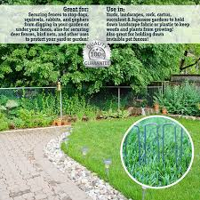 How To Keep Birds Off Your Patio by Amazon Com 100 6 Inch Garden Landscape Staples Stakes Pins Usa