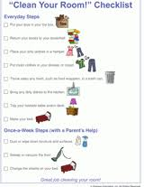 clean bedroom checklist printable clean your room checklist for kids familyeducation