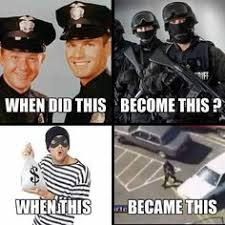 Military Police Meme - police as a whole are brave uphold the laws of this country and