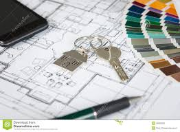 house blueprint royalty free cartoon cartoondealer com 78384530