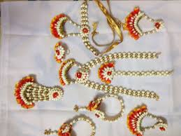 flower jewellery anoo flower jewellery kharghar sector 10 flower jewellery