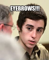 Eyebrows Meme - bushy eyebrows meme eyebrows best of the funny meme