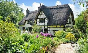 the english cottage this thatched english cottage for sale is pure magic wiltshire