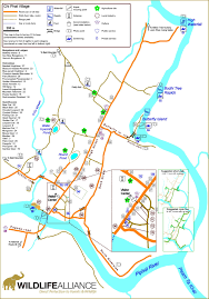 Sun Country Route Map by Chiphat Adventure