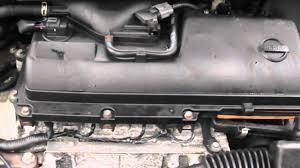 nissan micra k12 2003 2009 1 2 petrol engine code cr12de youtube