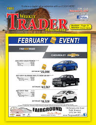 weekly trader february 23 2017 by weekly trader issuu
