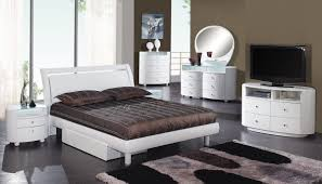 Bedroom Sets White Modern Creditrestoreus - Elegant non toxic bedroom furniture residence