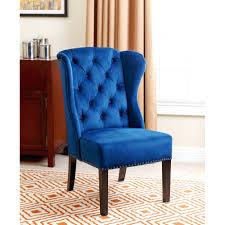 Velvet Wingback Chair Findloka Com I 2017 05 Wonderful Abbyson Carla Tuf