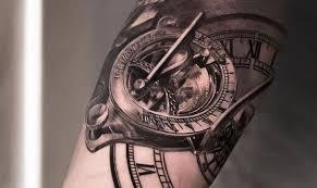 12 great steampunk tattoo designs tattoo com