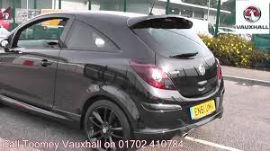 vauxhall corsa black 2012 vauxhall corsa limited edition 1 2l black en61umv for sale at