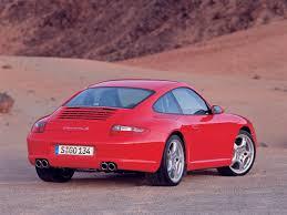 2005 porsche 911 s 2005 porsche 911 s rear angle 1600x1200 wallpaper