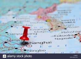 Map Of Shanghai China by Shanghai China Asia Map Stock Photos U0026 Shanghai China Asia Map