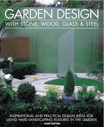 garden design with stone wood glass u0026 steel inspirational and