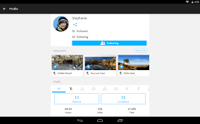 Here Maps Android Komoot U2014 Cycling U0026 Hiking Maps Android Apps On Google Play
