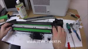 drum cleaning blade replacement ricoh aficio mp4000 mp4001 mp4002