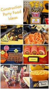construction party ideas construction birthday party ideas munchkins