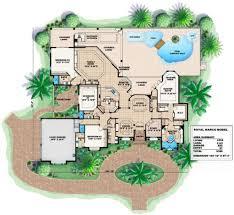 mediterranean floor plans with courtyard the 25 best mediterranean homes plans ideas on tuscan