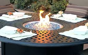 Lp Gas Firepit Propane Pit Table Kit Image For Portable Propane