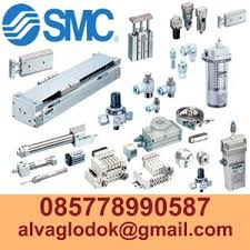 jual smc control valve 5 port solenoid valve