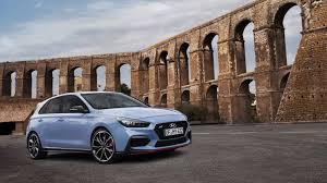 hyundai i30 n 2017 review by car magazine