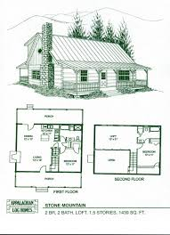 apartments small home plans with loft simple cabin floor plans