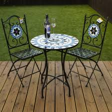 Lime Green Bistro Table And Chairs Bistro Table And Chair Set Ebay