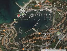Sardinia Map Nautica Assistance Technical And Logistic Support For Yachts
