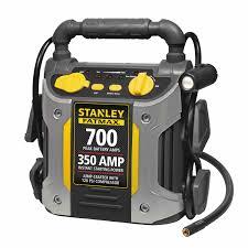 350 Instant 700 Peak Battery Amp Jump Starter With Compressor