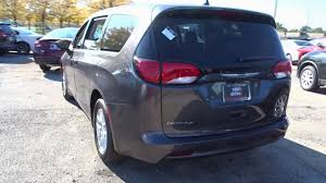 new 2017 chrysler pacifica touring chicago il south chicago