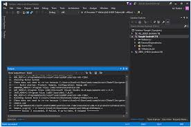 support for android cmake projects in visual studio visual c