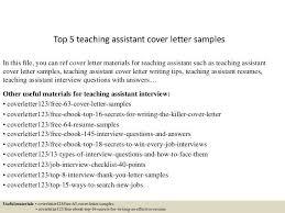 100 cover letter sample for teacher sample education cover