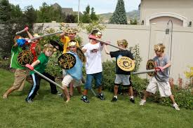 percy jackson and the olympians party
