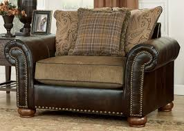 Rustic Leather Armchair Best 25 Leather Chair With Ottoman Ideas On Pinterest Leather