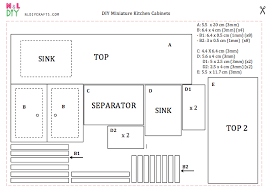 diy kitchen cabinets pdf how to make kitchen cabinets for dollhouse