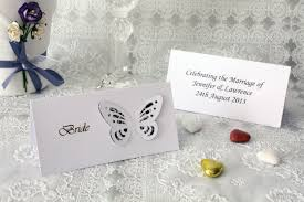 place cards for wedding fairy lights wedding place cards name place setting dinner cards