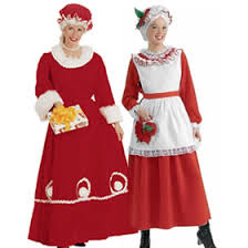 mrs santa claus costume buy a christmas costume for adults children and pets