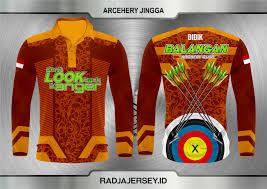 desain kaos archery pesan baju memanah buat baju archery pesan kaos archery printing