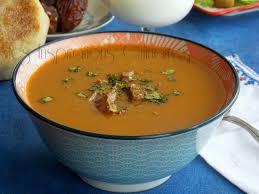cuisine marocaine harira harira oranaise le cuisine de samar