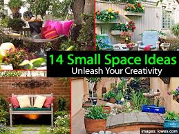 Garden Ideas For Small Spaces 14 Small Space Garden Ideas To Unleash Your Creativity