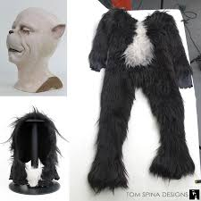 Cat In The Hat Costume Mike Myers Cat In The Hat Movie Costume Display Tom Spina