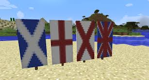 Flag Minecraft A Collection Of Uk Flags Minecraft