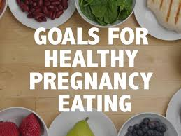 goals for healthy pregnancy eating video babycenter