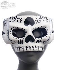Skeleton Mask Calaca Skull Mask Chicago Costume